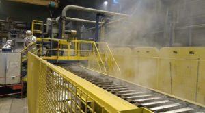 logistique industrielle