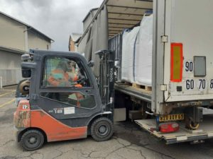 Logistique Industrielle Cariste
